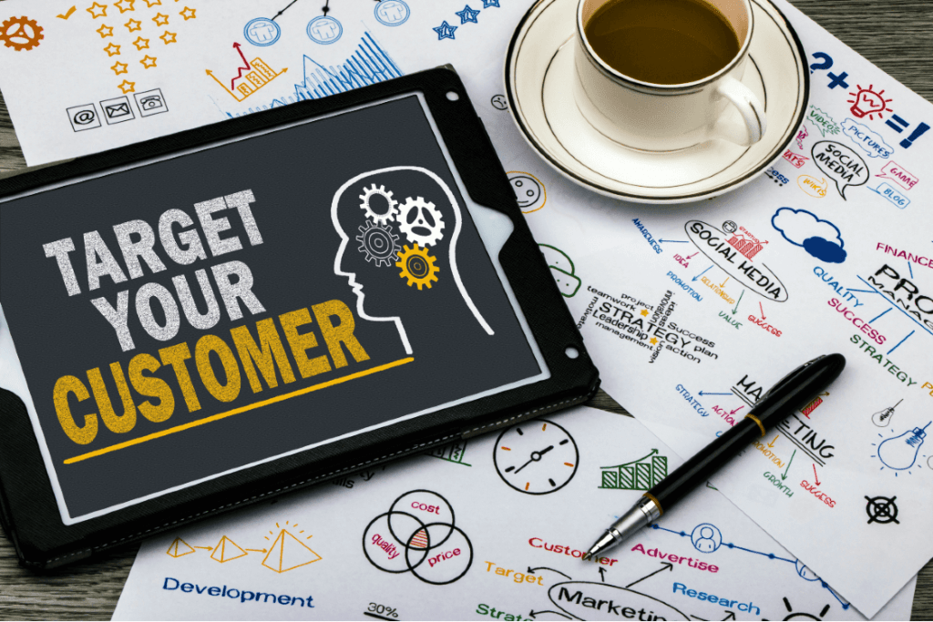 Build your customer persona