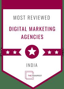 Most Reviewed Digital Marketing Agencies in India