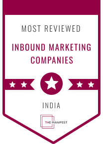 Most Reviewed Inbound Marketing Agencies in India
